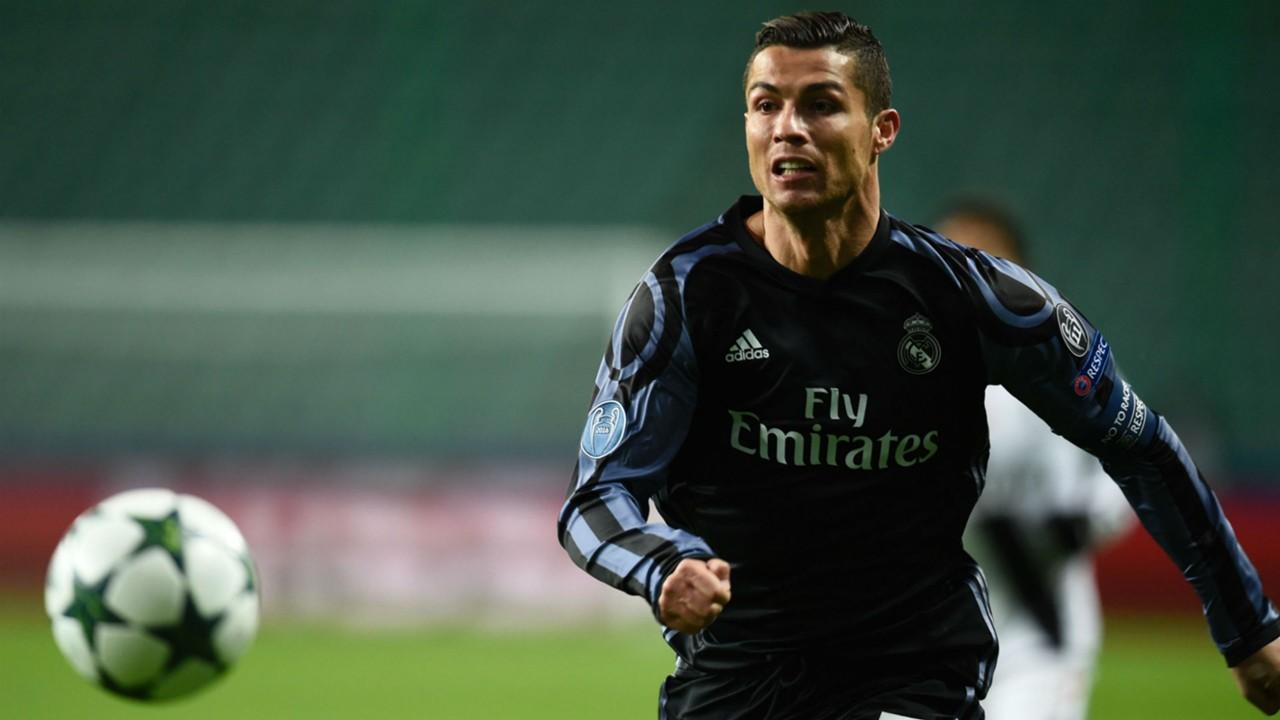 Legia Warsaw Real Madrid Cristiano Ronaldo