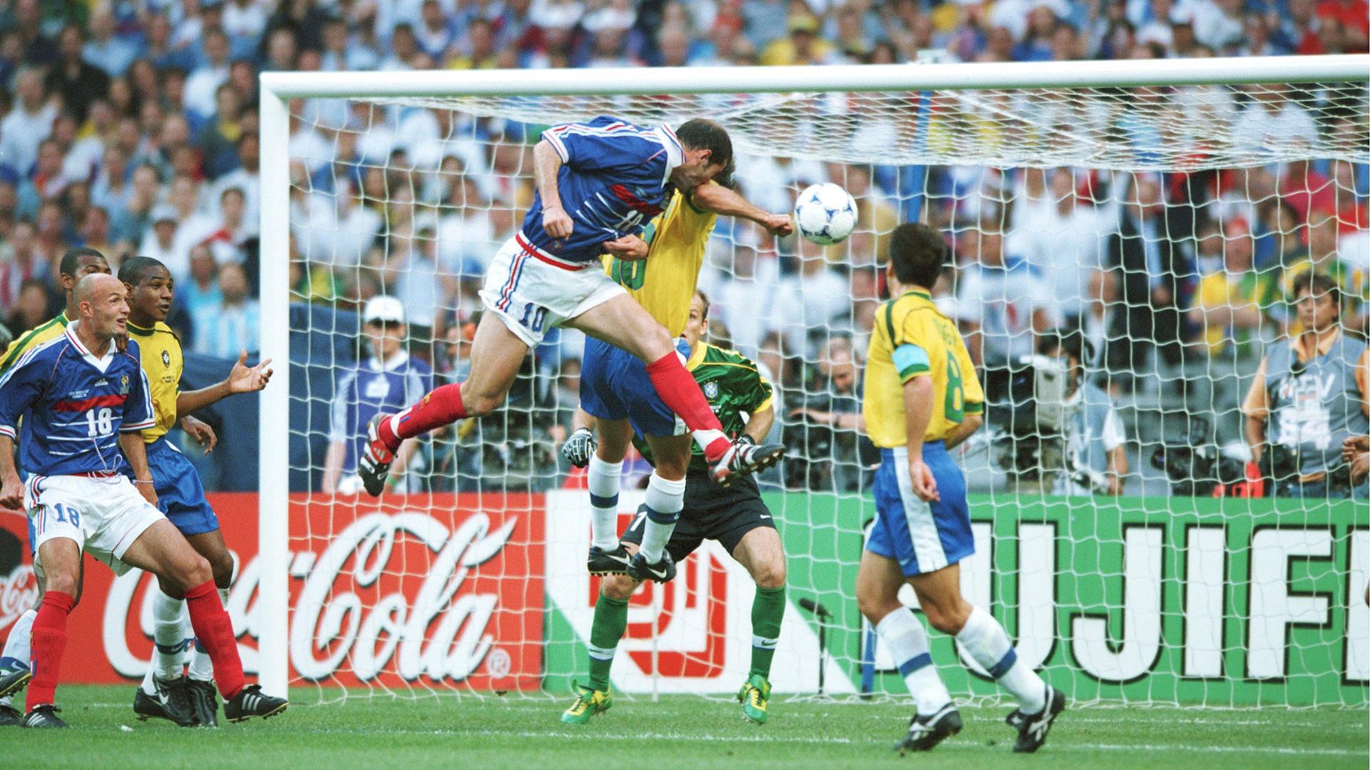 Francia '98, Platini: