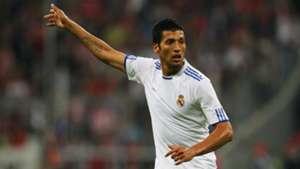 Ezequiel Garay Real Madrid La Liga