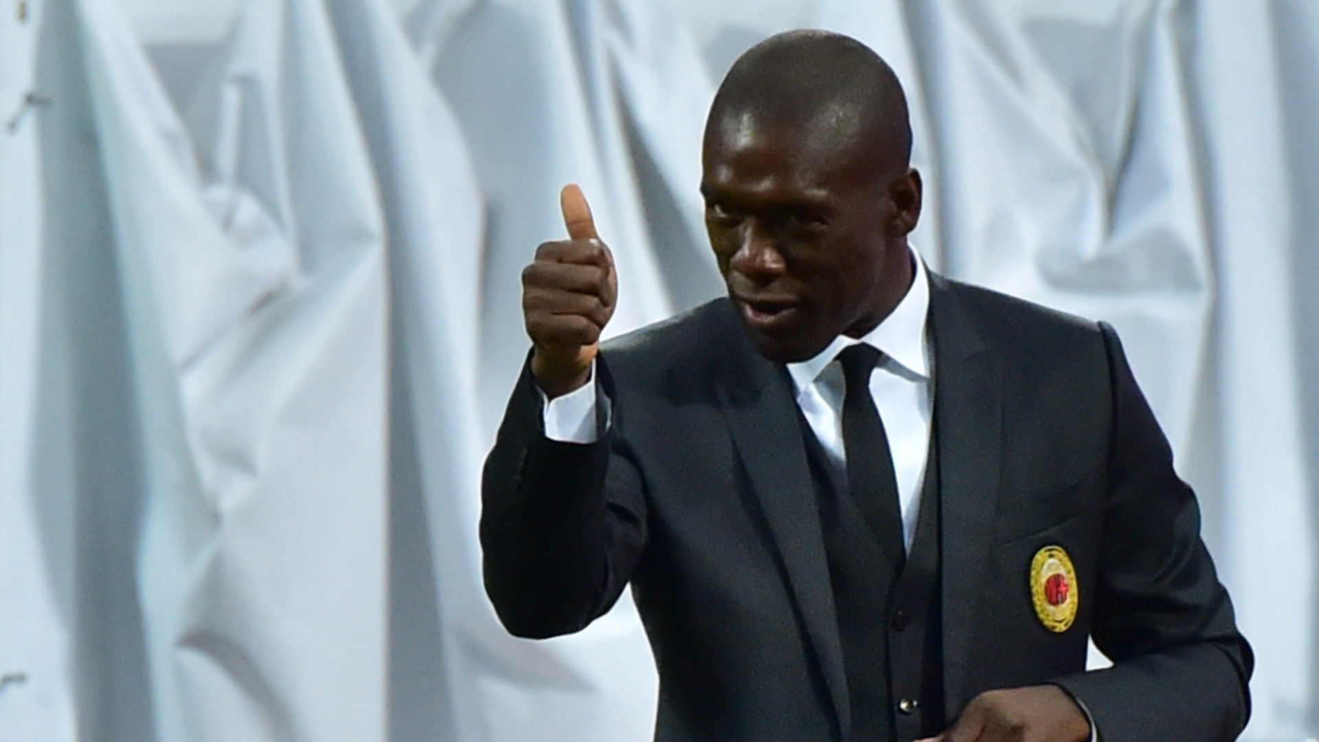 Deportivo La Coruna Names Clarence Seedorf As Coach Till End Of Season