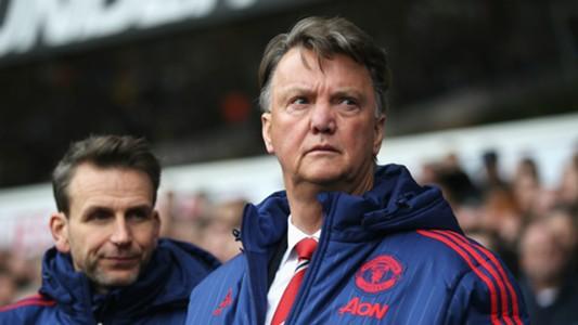 Louis van Gaal Manchester United Premier League 10042016