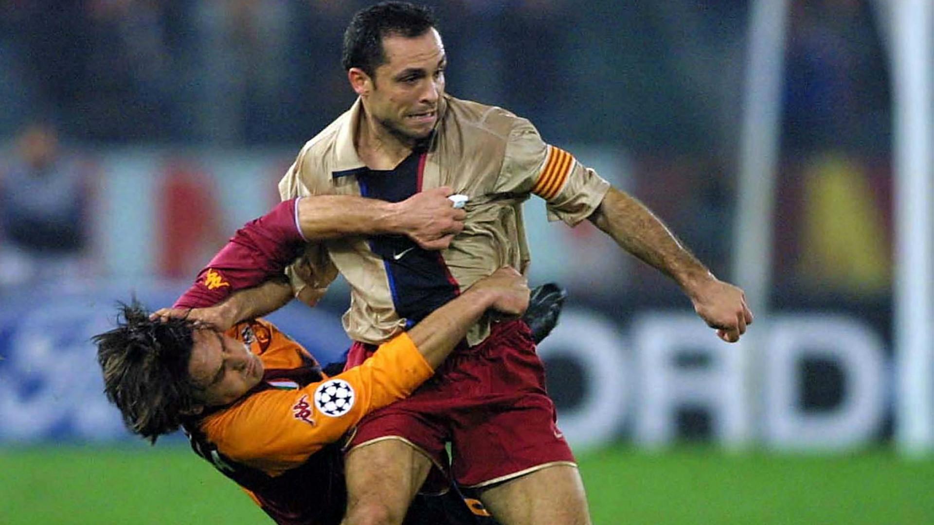 Barcelona Roma Champions League