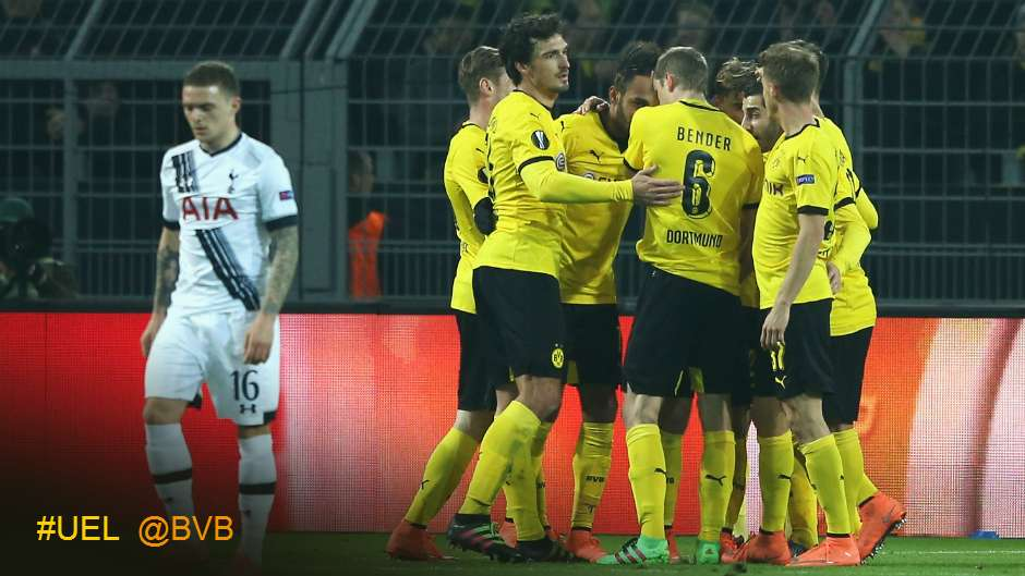 UEL P&P Dortmund 10032016
