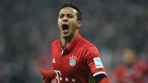 European Team of the Season Thiago Alcantara