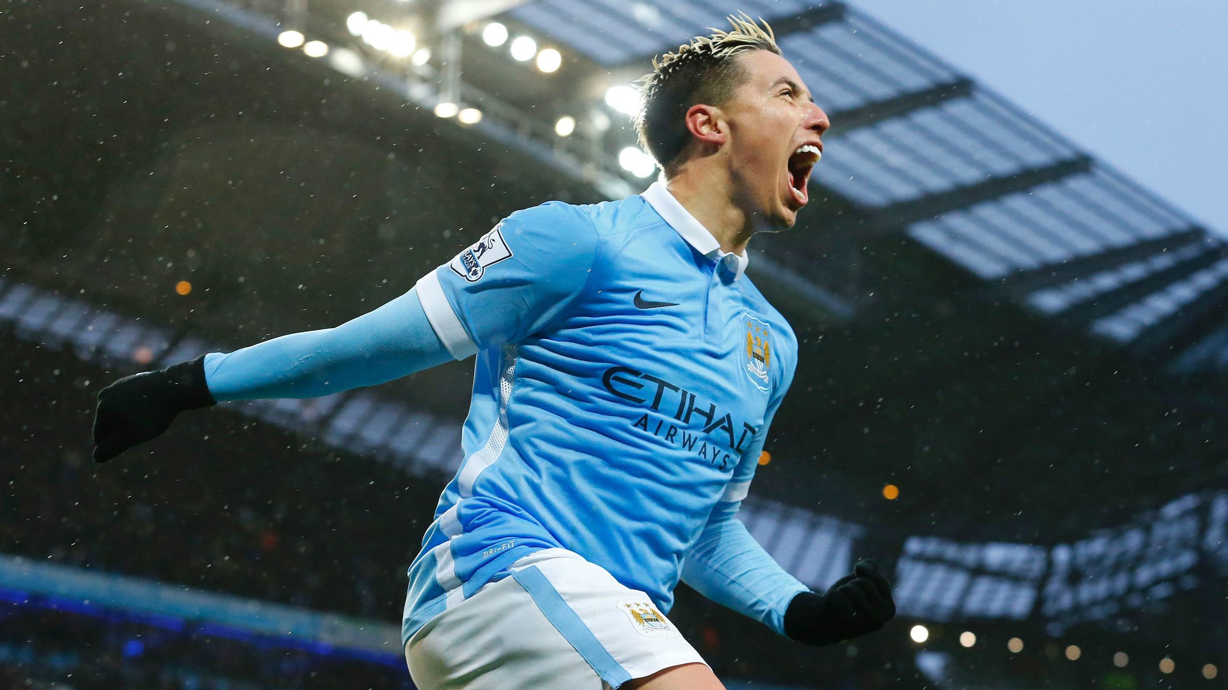 HD Samir Nasri Manchester City