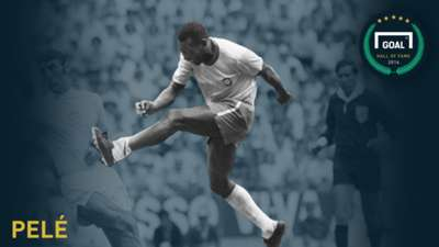 Gallery: Hall of Fame - Pele in pictures