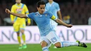 Cristian Ledesma Lazio Napoli 29012014