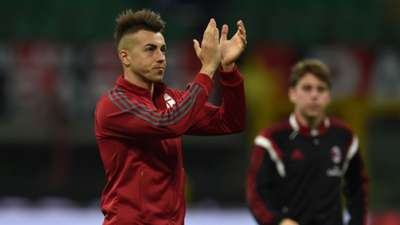 Stephan El Shaarawy AC Milan
