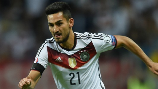 HD Ilkay Gundogan Germany 05092015