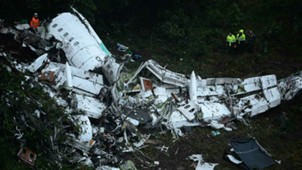 Chapecoense plane crash Colombia