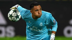 UEFA Team of the Year Keylor Navas