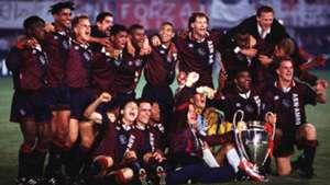 Ajax Champions League 1995