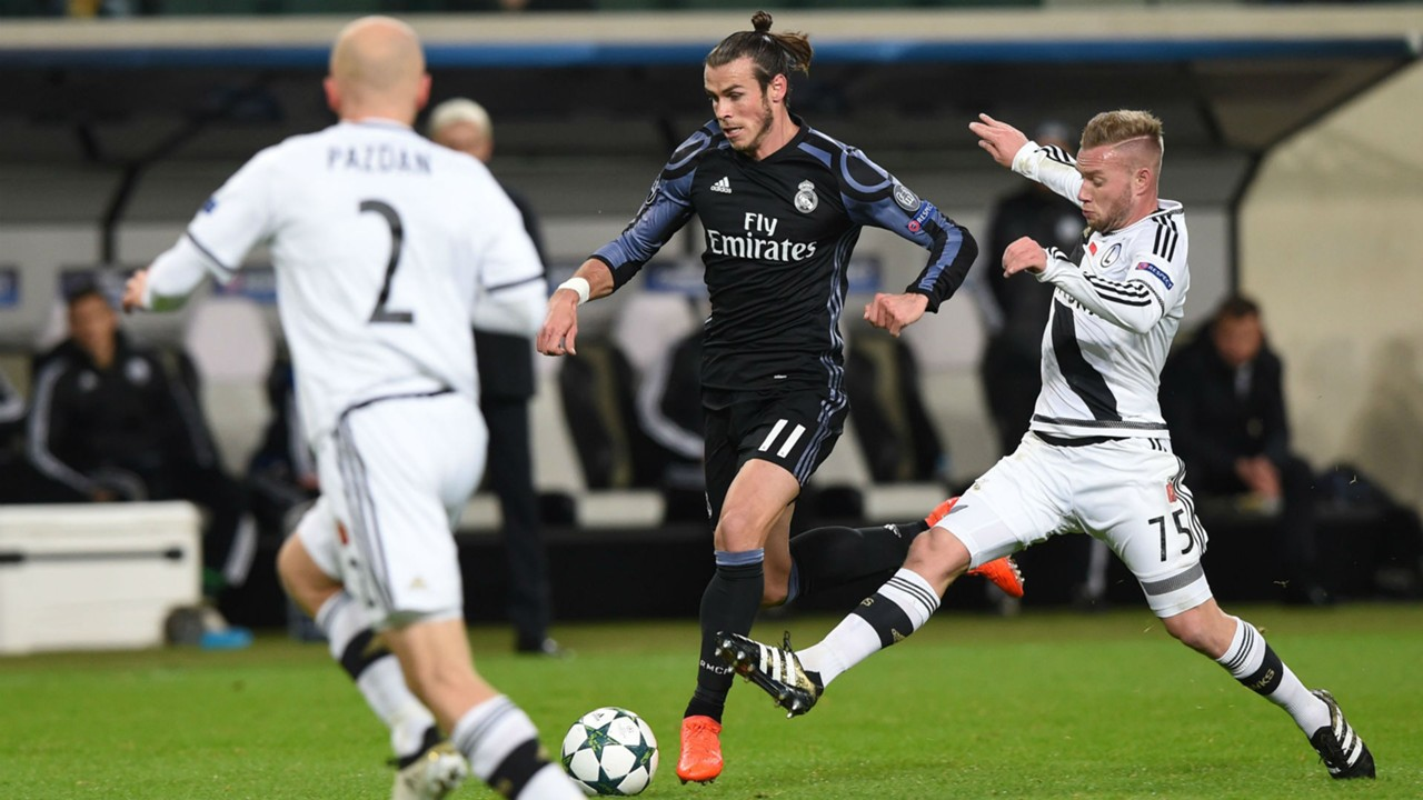 Warsaw Real Madrid Bale