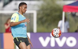 Danilo Brazil training 31082015