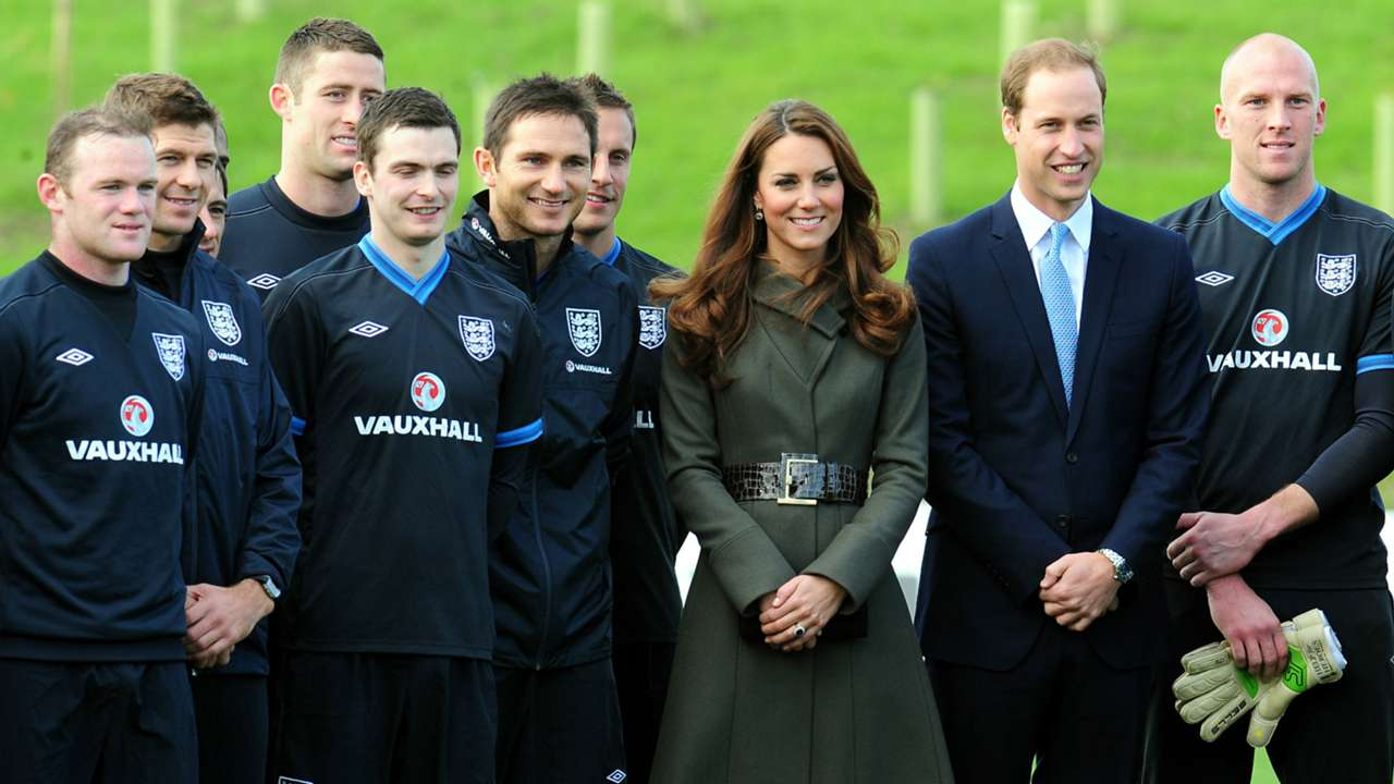 Prince William Kate Middleton England