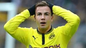 Gotze Dortmund