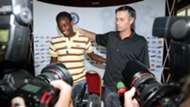 11 Jose Mourinho Michael Essien Signing
