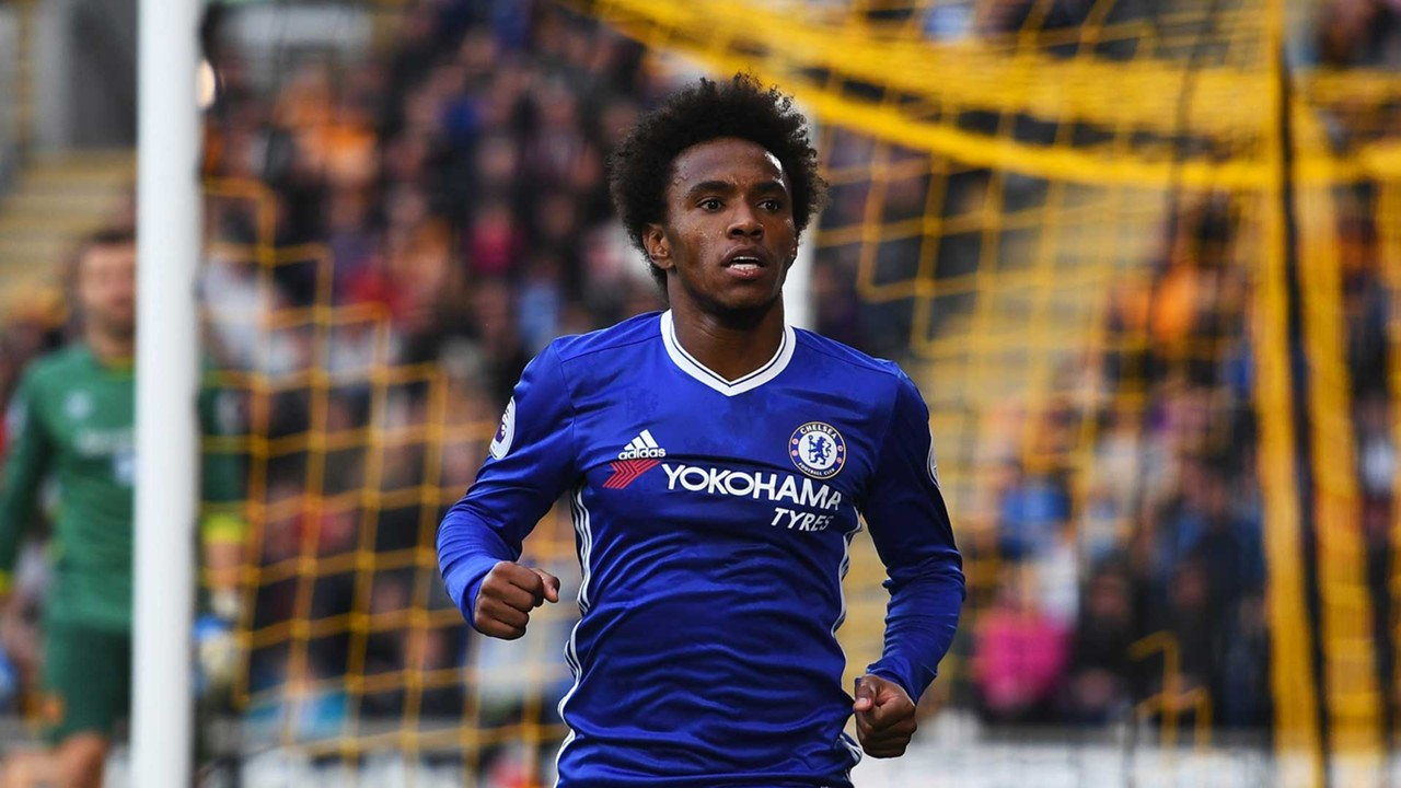Willian News & Profile Page 1 of 2