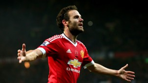 Juan Mata Manchester United West Brom 07112015