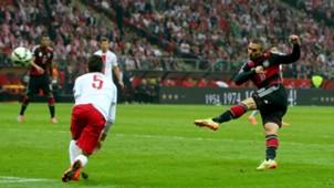 Lukas Podolski Germany Poland 11102014