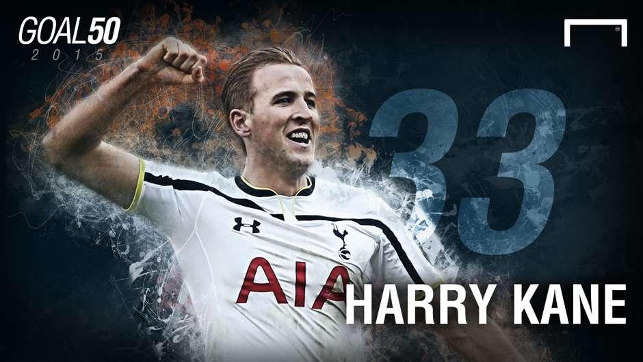 33 Harry Kane G50