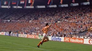 Marco van Basten Netherlands European Championship 1988