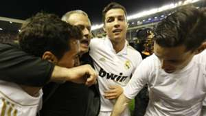 CR Liga title 2012