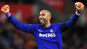 HD Lee Grant Stoke City