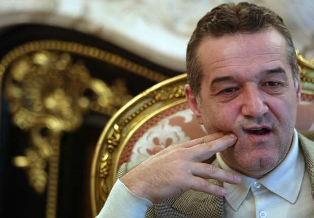 "George Becali, detto ""Gigi"", ex-patron Steaua Bucarest, foto: Getty Images"