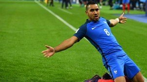 Dimitri Payet France Sweden World Cup Qualifiers 11112016