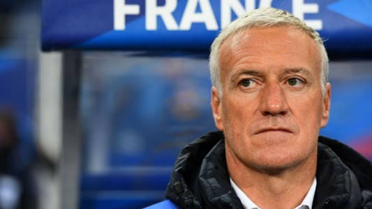 Didier Deschamps France Sweden 11112016