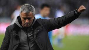 34 Jose Mourinho Real Madrid Last Game