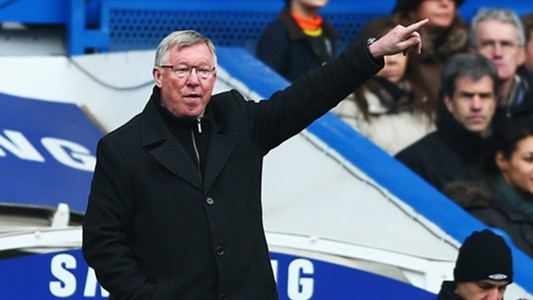 HD Sir Alex Ferguson Manchester United