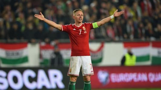 Hungary (Group F) | Balazs Dzsudzsak