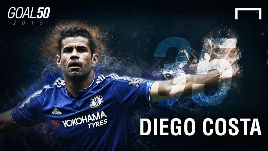 35 Diego Costa G50
