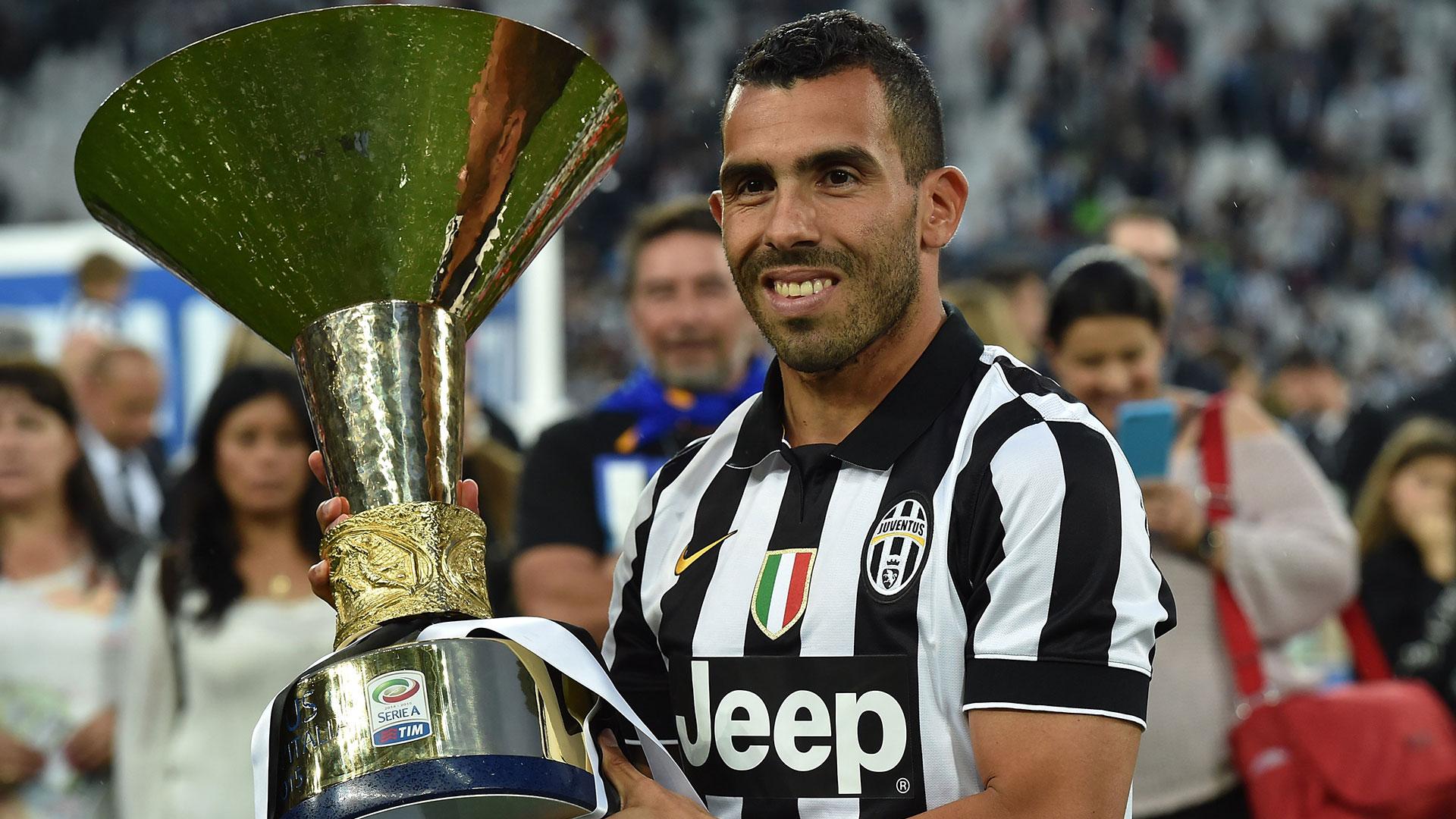 Carlos Tevez Juventus Coppa Italia