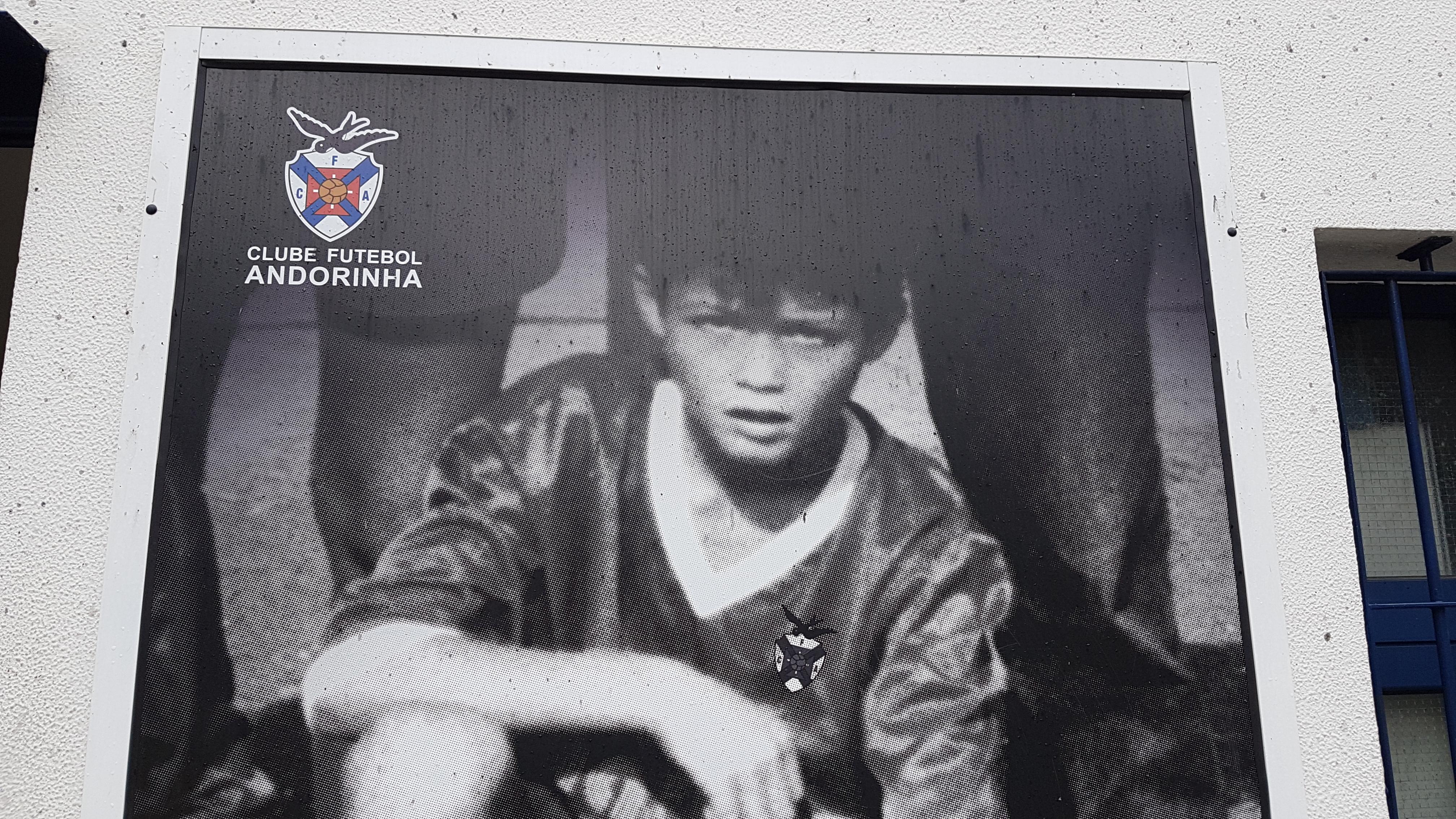 Madeira Andorinha Cristiano Ronaldo first club