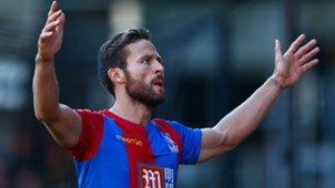 Yohan Cabaye Crystal Palace Premier League