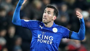 HD Christian Fuchs Leicester City