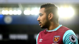 Dimitri Payet West Ham United 31122016