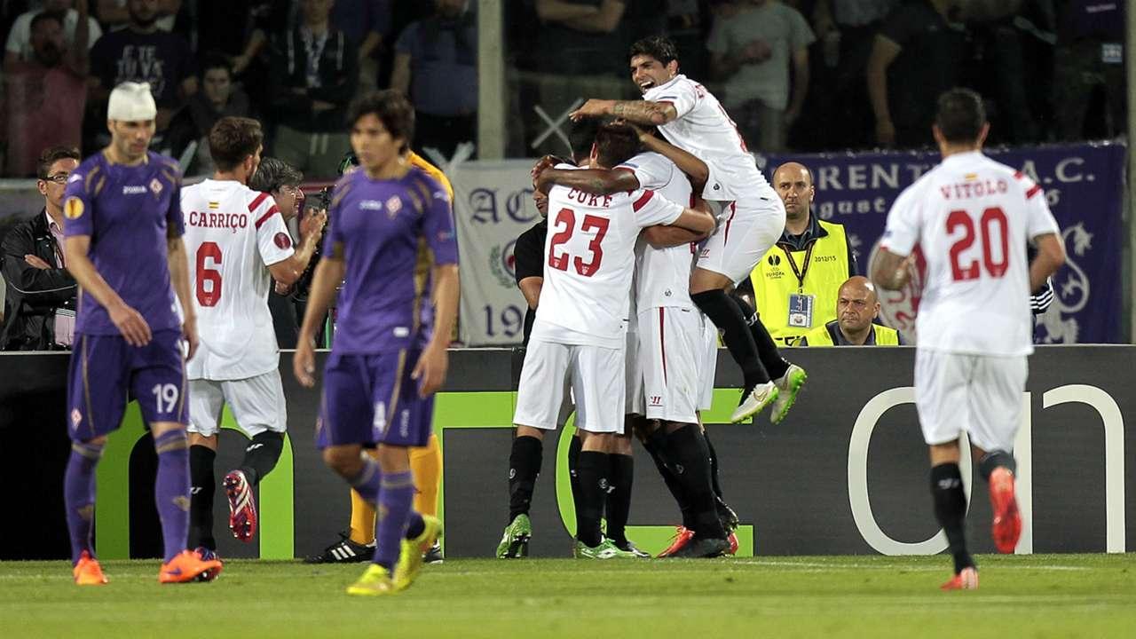 Fiorentina Sevilla Europa League