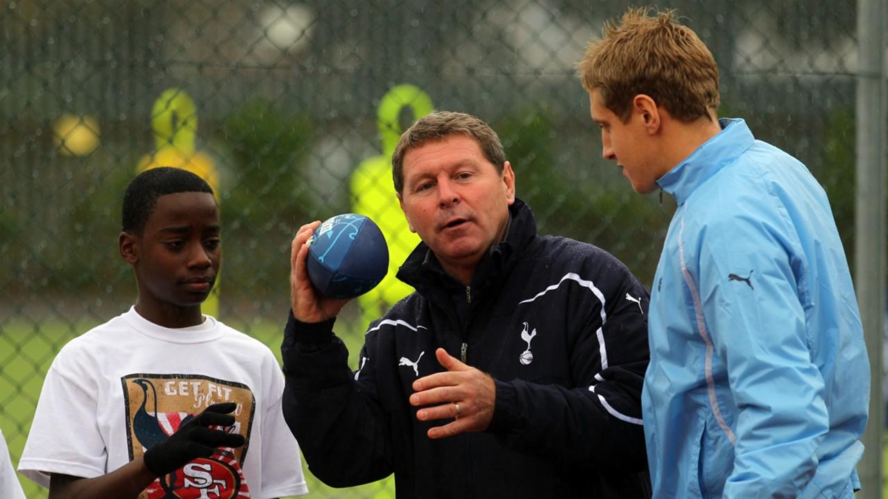 Clive Allen 2010