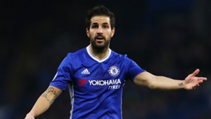 Cesc Fabregas Chelsea 31122016