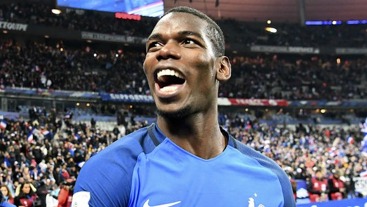 UEFA Team of the Year Paul Pogba