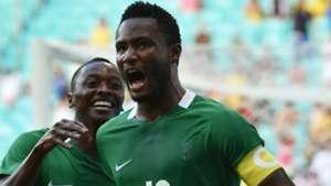 January transfers John Obi Mikel