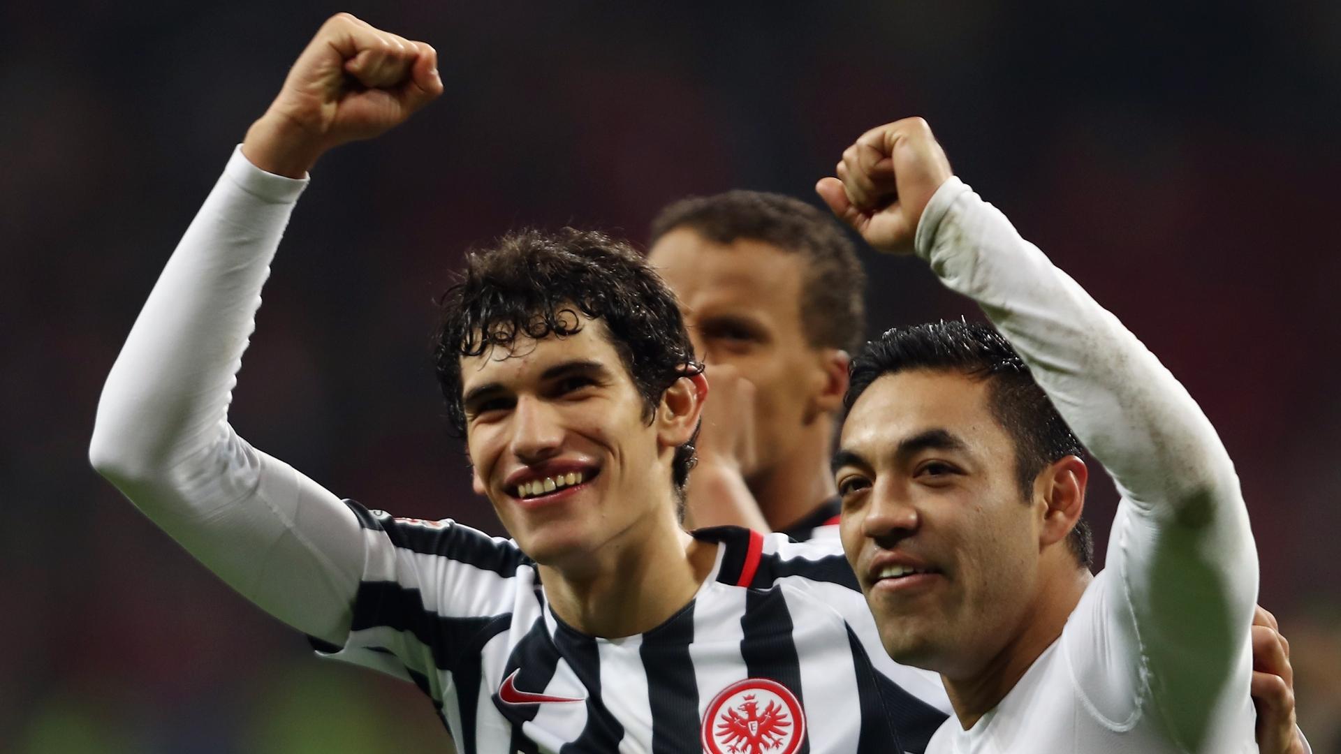 Jesus Vallejo, Eintracht Frankfurt