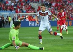 Mesut Ozil Germany Gibraltar