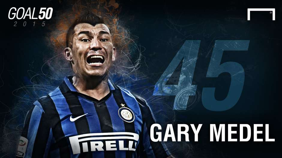 45 Gary Medel G50