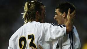 Javier Portillo David Beckham