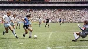 Maradona 1986 World Cup England